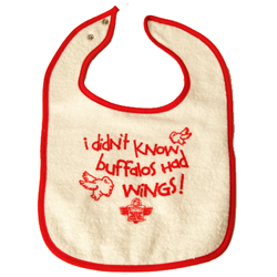 Anchor Bar Baby Bib