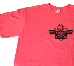 Anchor Bar Pink Tee