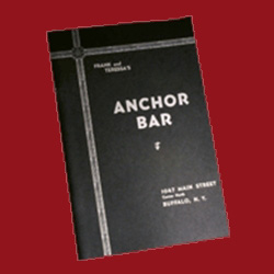Anchor Bar History Book