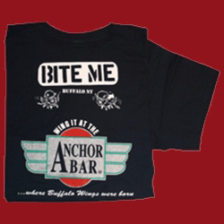 Anchor Bar Bite Me T-Shirt