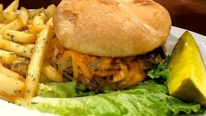 Vegetarian Burger BEYOND BURGER